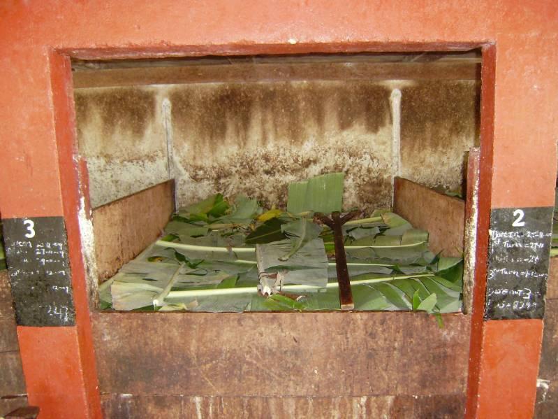 Belmont Estate Kakao- Produktion
