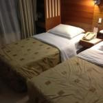 Zimmer im Silka Hotel West Kowloon