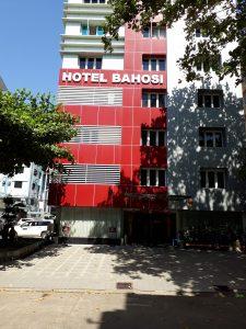 Hotel Bahosi Yangon