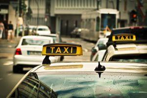 Taxi in Myanmar