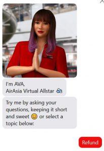 Air Asia Erstattung von Airport Tax