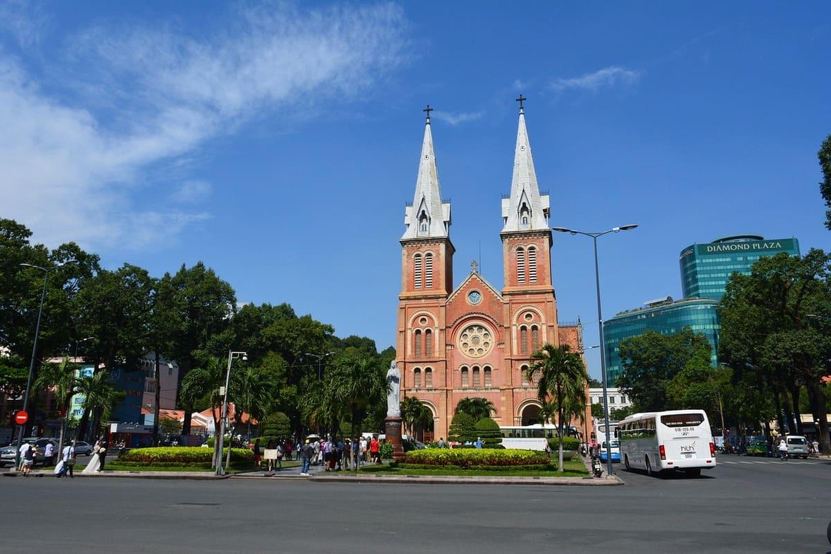 Kathedrale Notre Dame Saigon