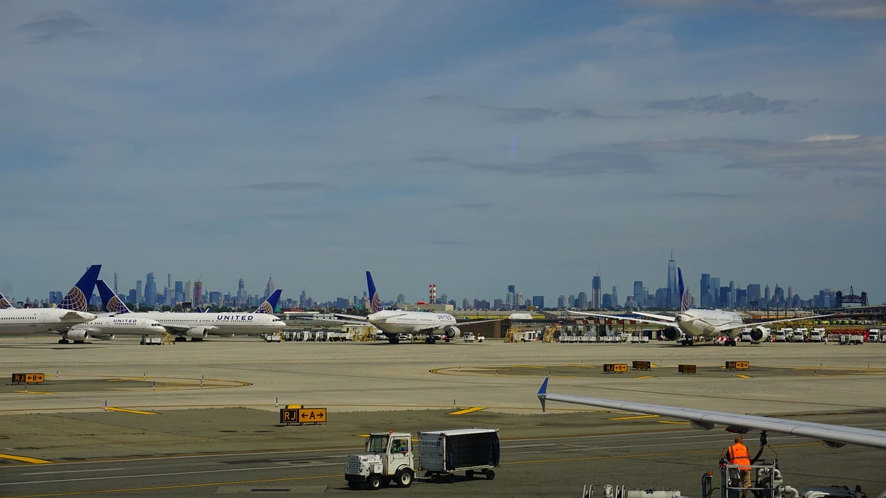 Newark Airport (EWR), New Jersey