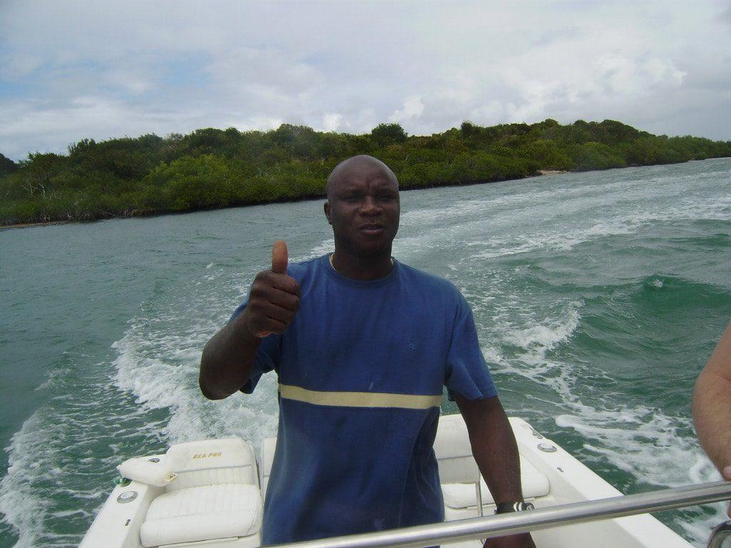 Kostenloser Boattrip zu den Birds Islands