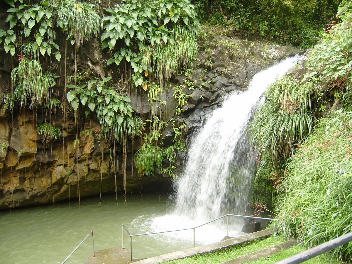 Annandale Waterfalls Grenada