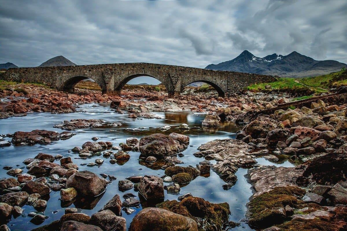 Glenfinnan Schottland