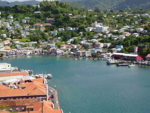 St George Hafen, Grenada