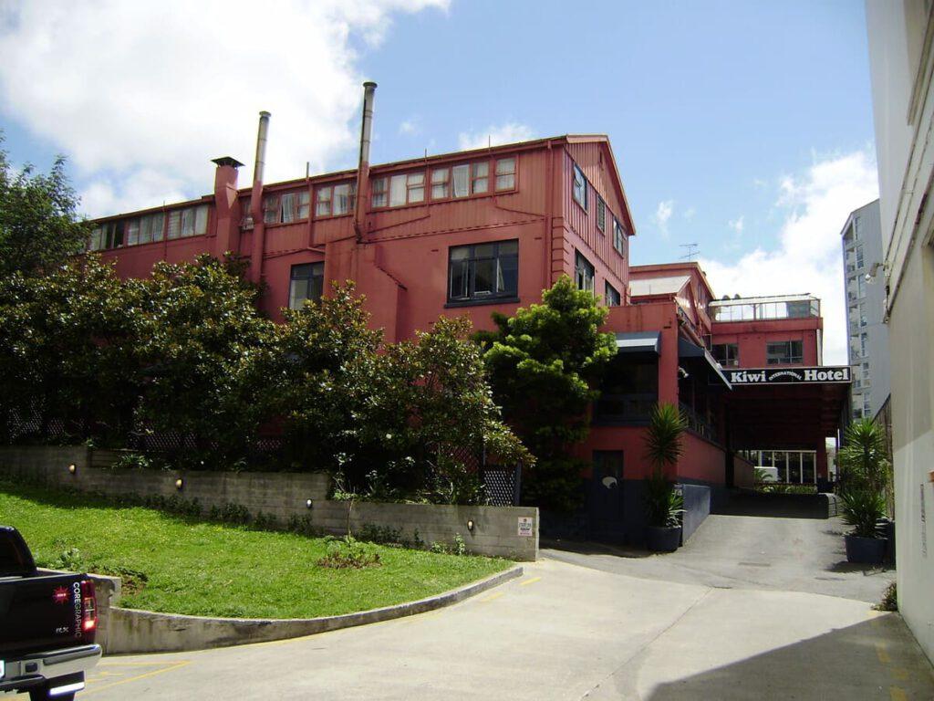 Kiwi International Hotel Auckland