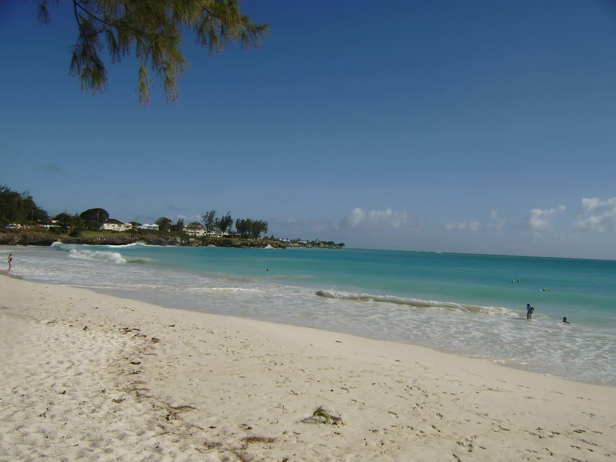 Barbados, Dover Beach
