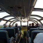 Zugfahrt von Toronto nach Vancouver: The Canadian von Viarail