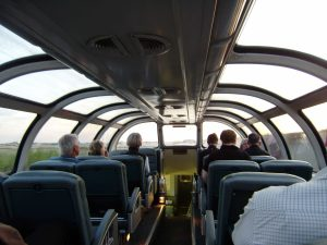 Viarail The Canadian Toronto nach Vancouver
