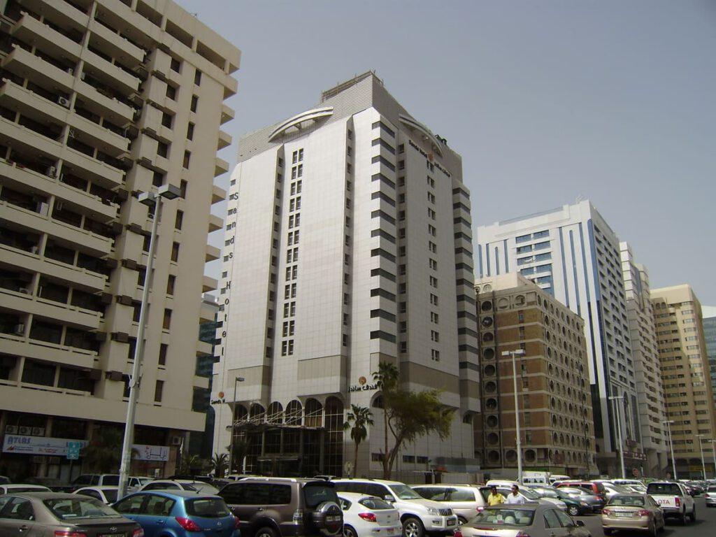 Holiday Inn (Sands Hotel) Abu Dhabi