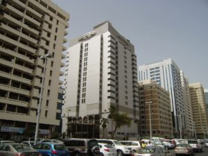 Holiday Inn (Sands Hotel) Abu Dhabi