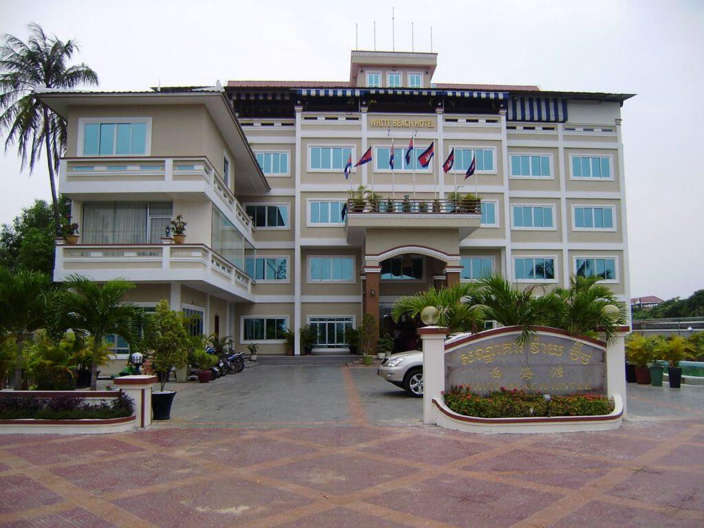 White Beach Hotel Sihanoukville