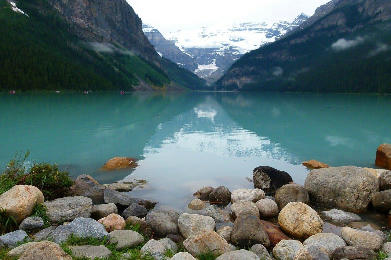 Lake Louise, Rocky Mountains Kanada