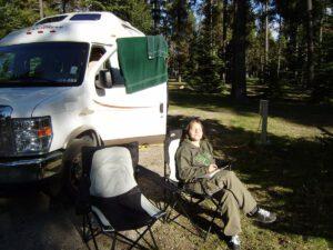 Whistlers Campground Jasper NP