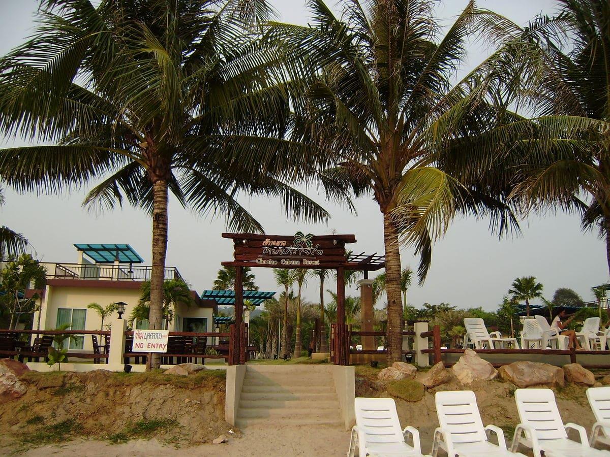 Cabana Resort Chaolao Beach, Thailand