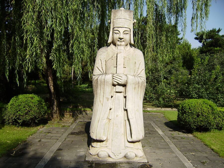 Ming Gräber Peking