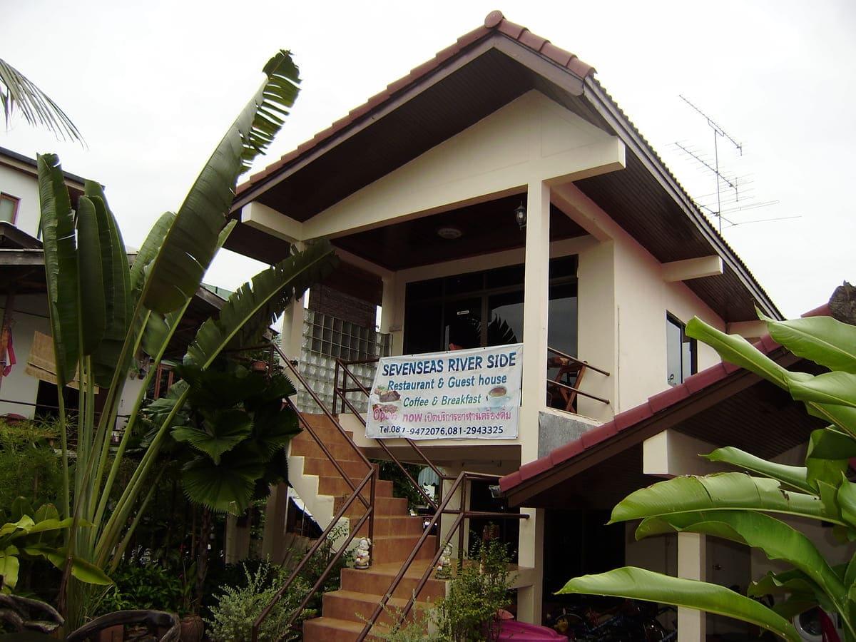 Seven Seas Riverside Guesthouse Ayutthaya