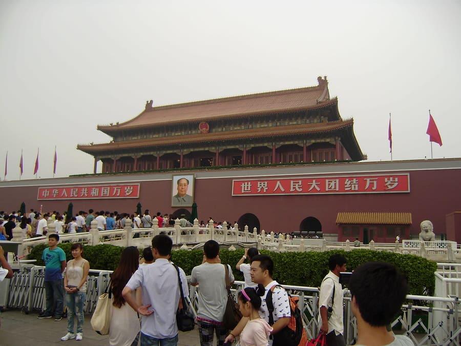Forbidden City Peking