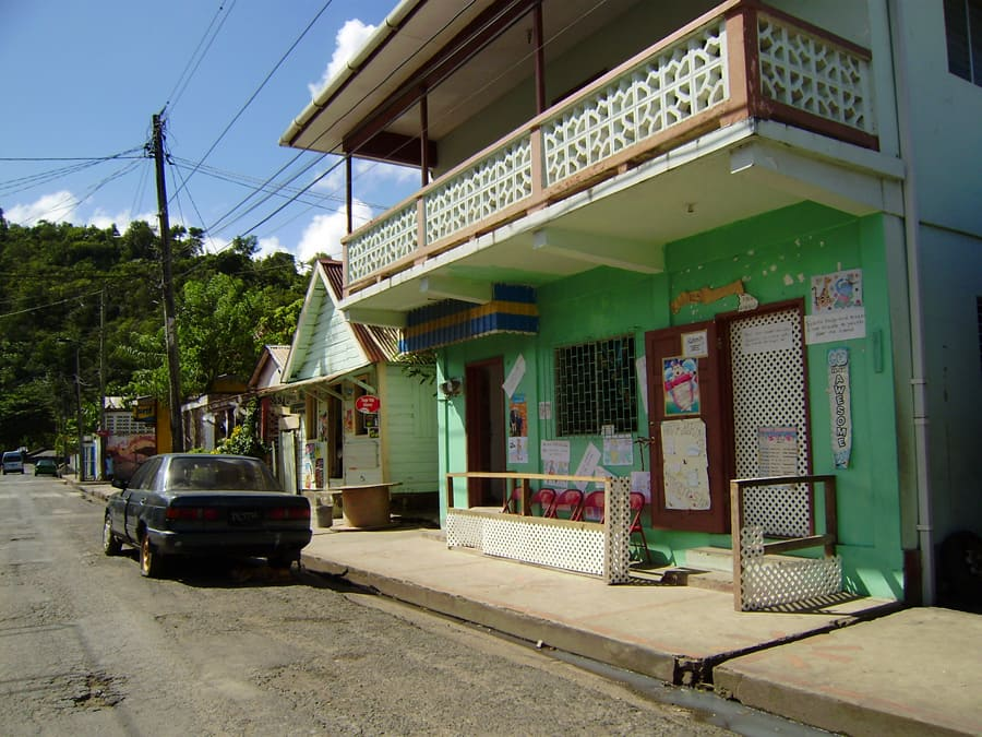 Townhouse in Castries, St Lucia