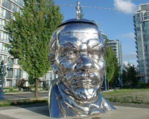 Lenin Statue Richmond
