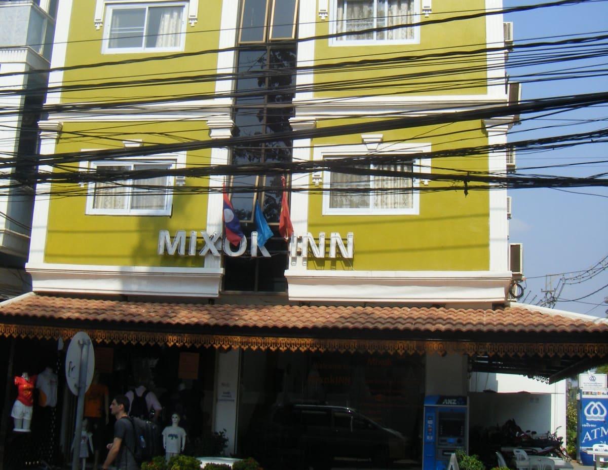 Mixok Inn Guesthouse Vientiane