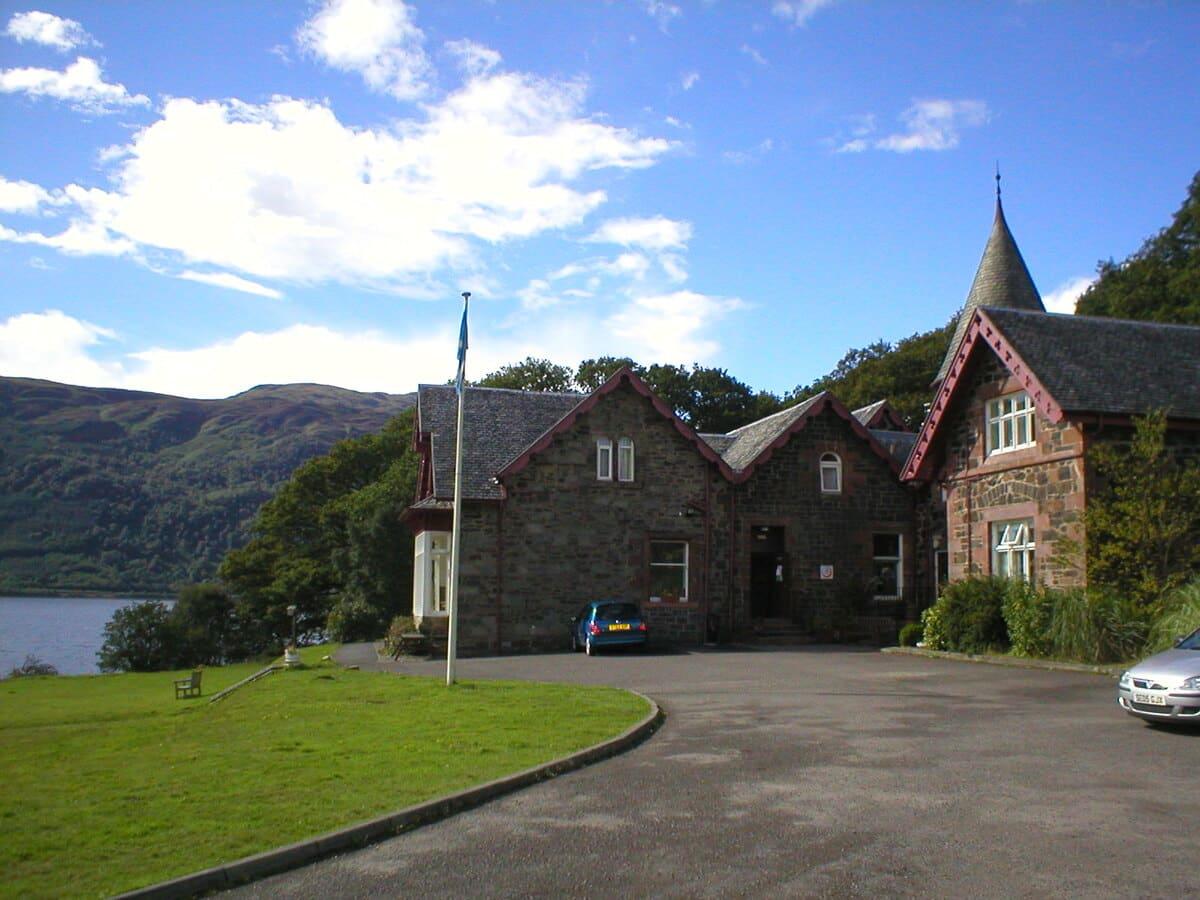 Rowardennan Lodge Youth Hostel