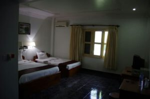 Alliance Villa Siem Reap Zimmer