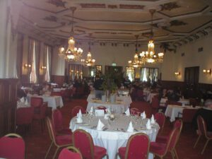 Grande Hotel do Porto Speisesaal