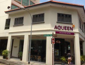 Aqueen Balestier Hotel Singapur