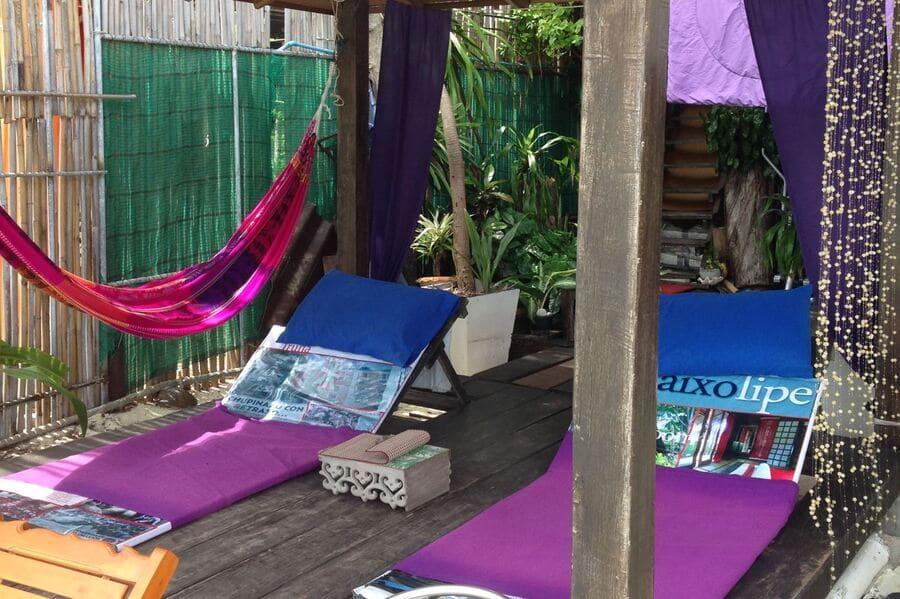 Kaixolipe Resort Veranda