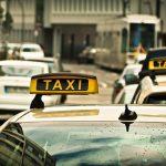 Taxi vom Cebu Airport, Philippinen in die City