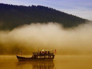 Myanmar: Mit dem Boot von Mandalay nach Bagan