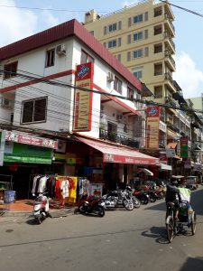 Unterkunft Phnom Penh: Sundance Inn & Saloon