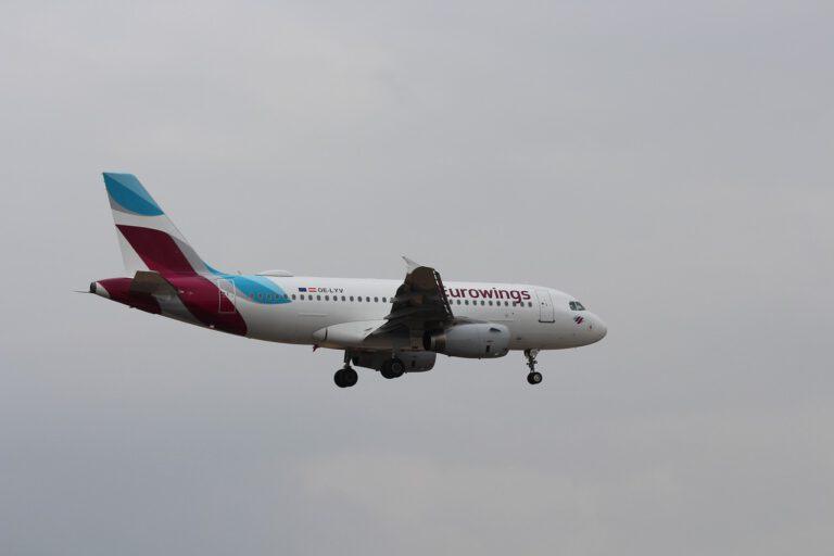 Erfahrungen mit Eurowings   Backpacker Weltreise