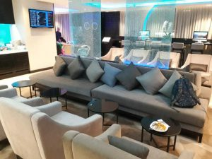 Oman First Class and Business Lounge