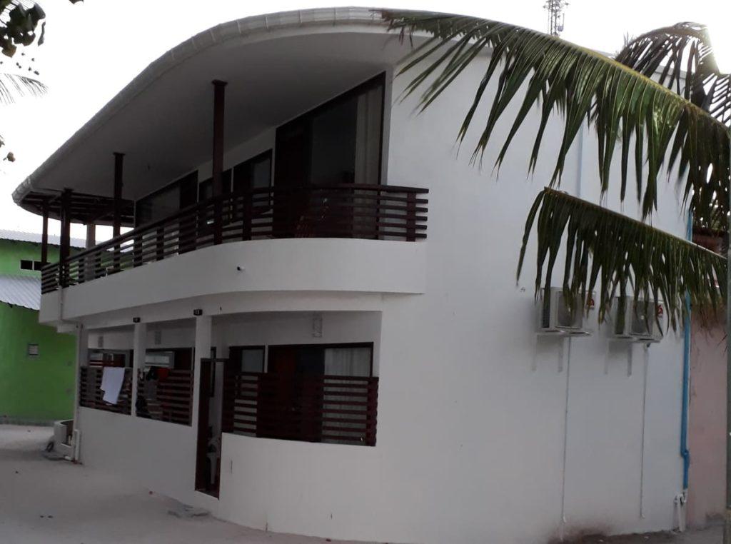Liberty Guesthouse Malediven (Mahibhadoo)