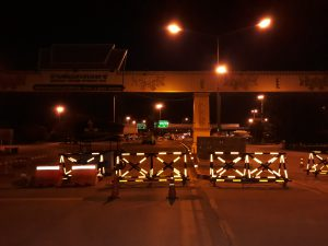 Thailand/Laos Grenze Friendship Bridge Nongkhai