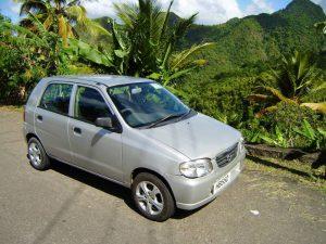 Von Castries nach Soufriere, St Lucia
