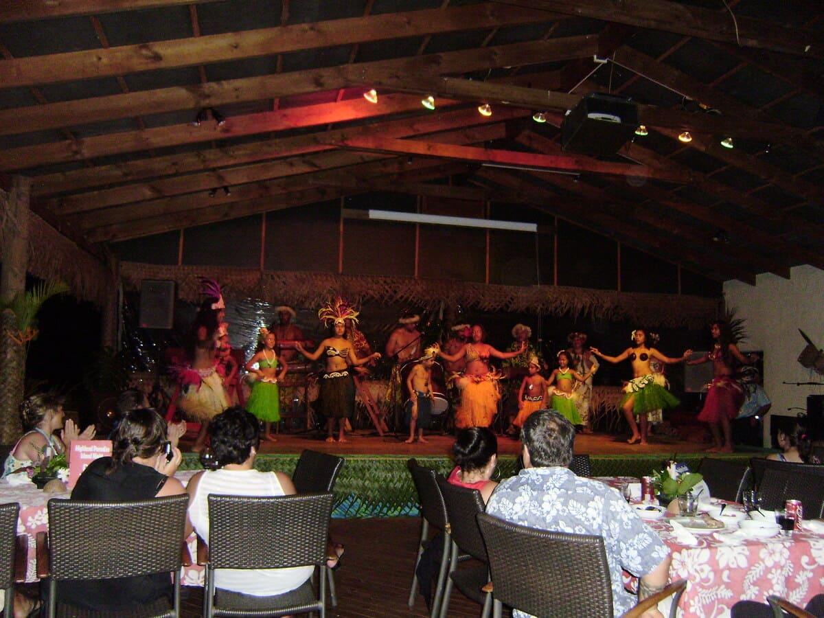 Rarotonga Cultural Show