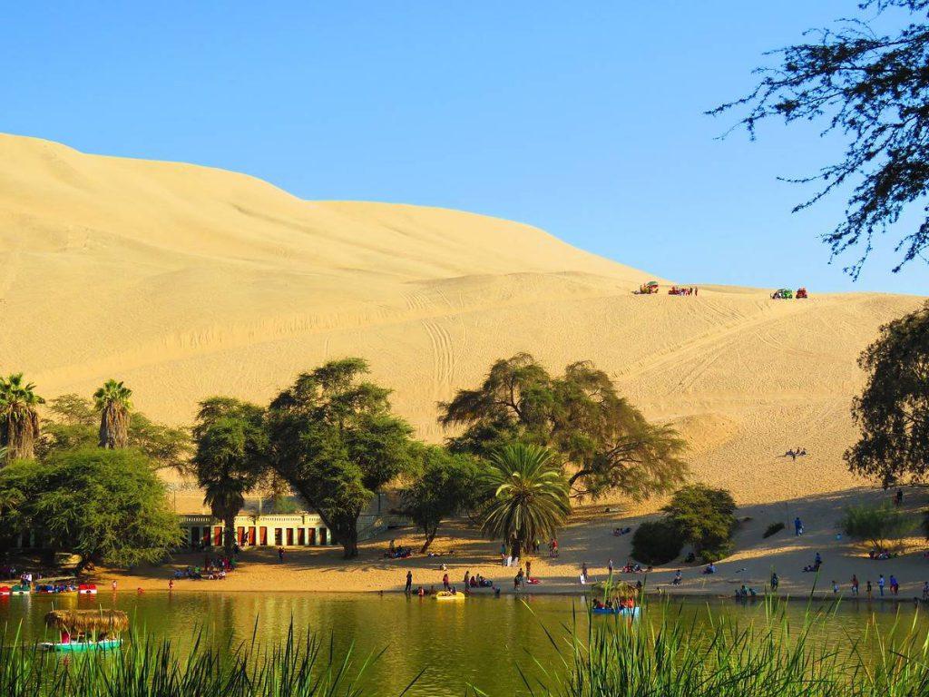 Einreise und Visum Peru