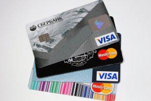 Konten und Kreditkarten
