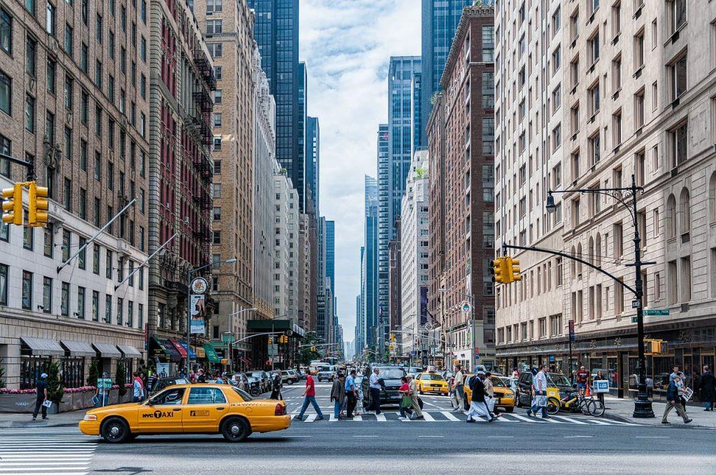 New York Downtown Manhattan