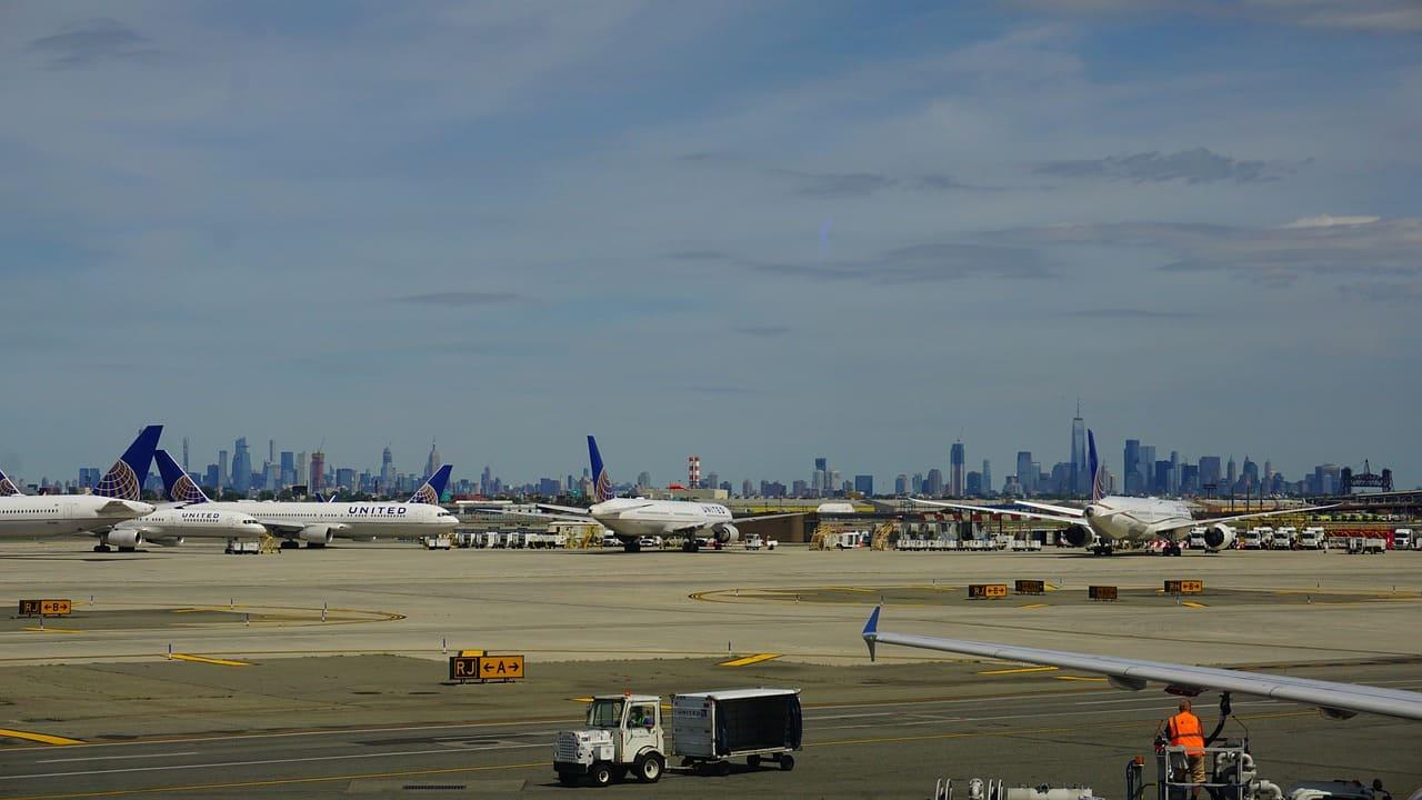 Newark Airport (EWR), New Jersey