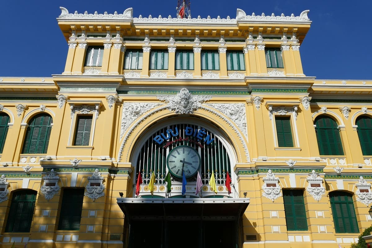 Hauptpost Saigon