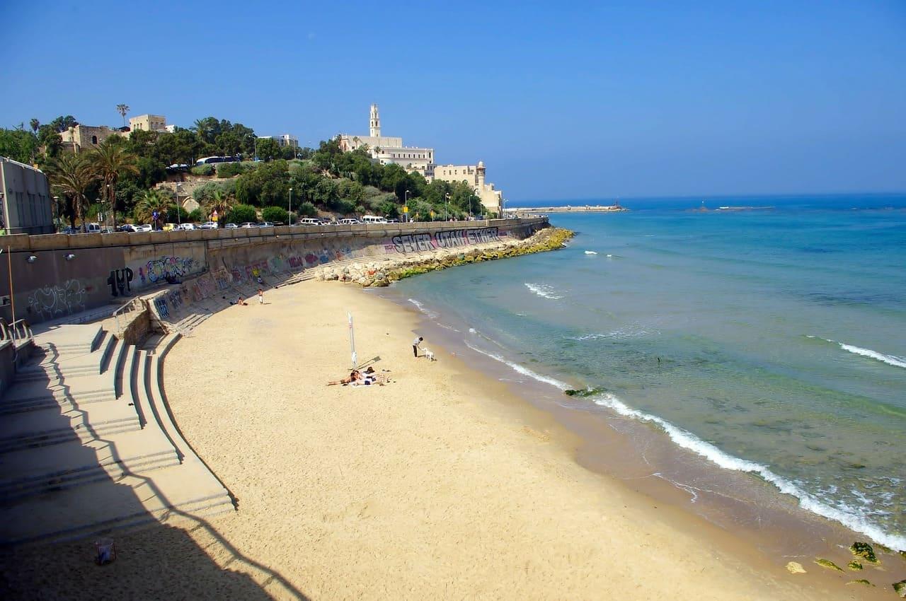 Tel Aviv, Blick auf Jaffa