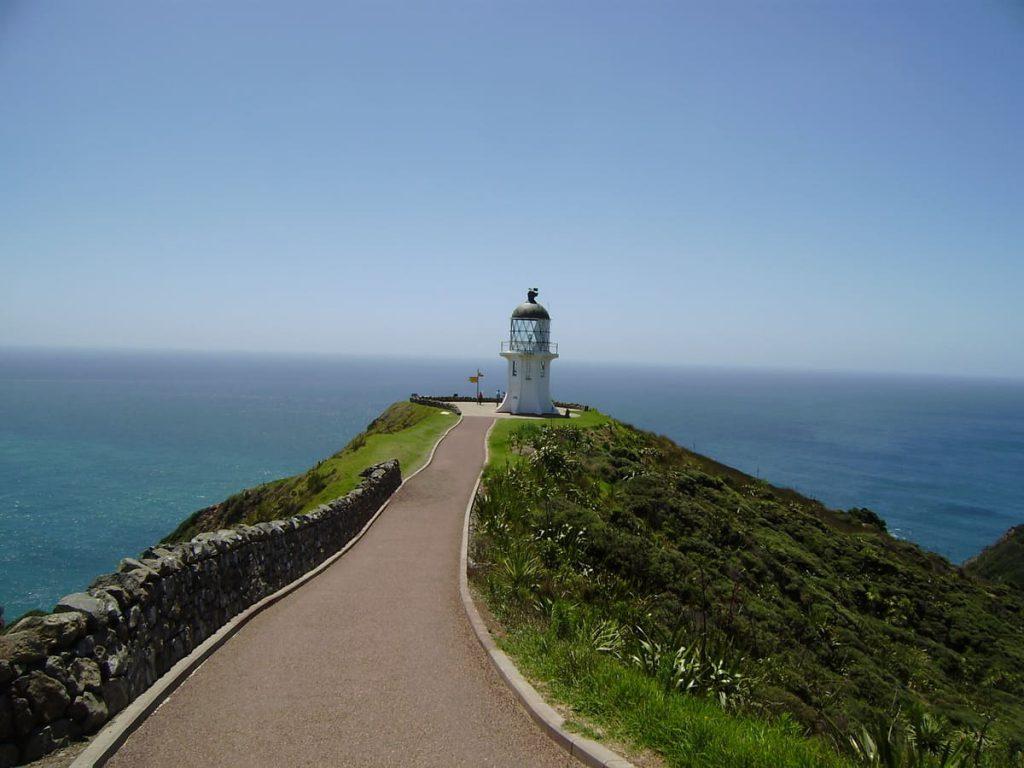 Cape Reinga Neuseeland