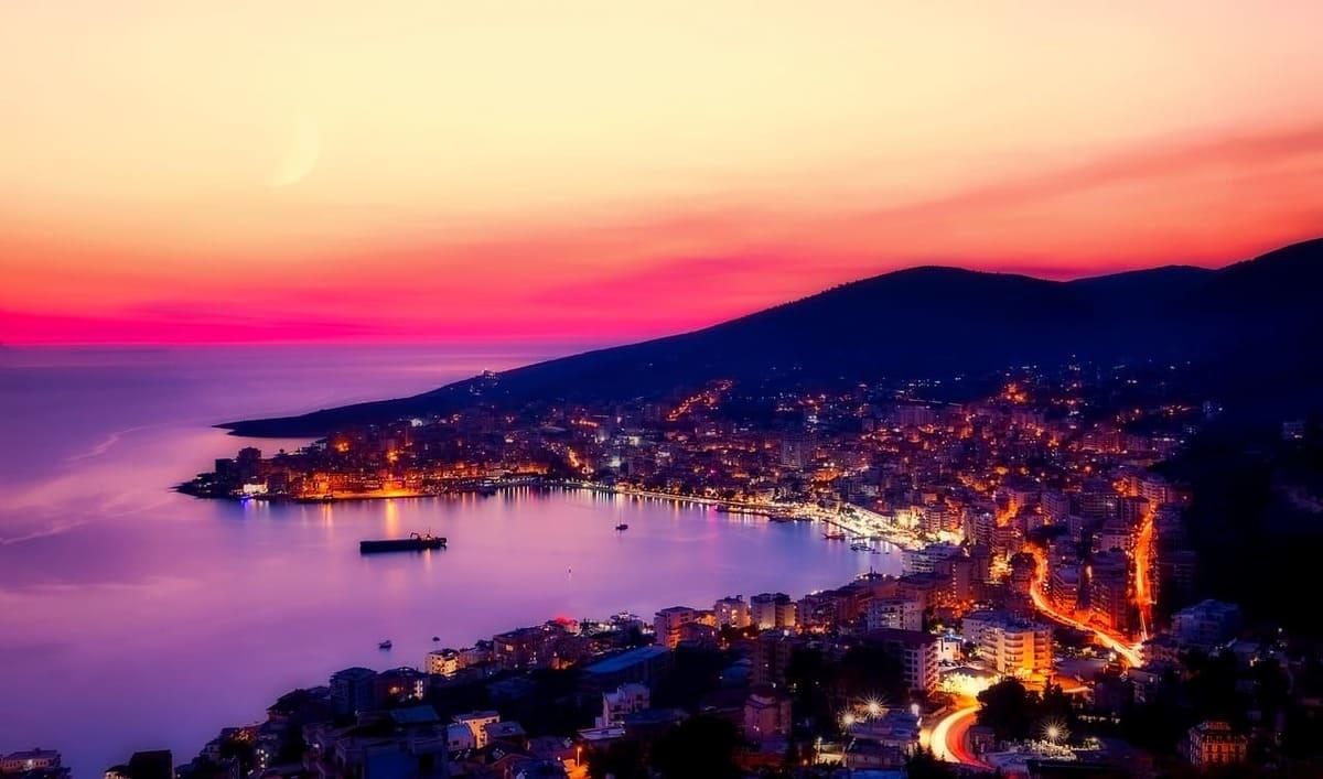 Sarande, Albanien