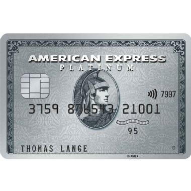 Nur für kurze Zeit: Die AMEX Platinum mit 75.000 Bonuspunkten